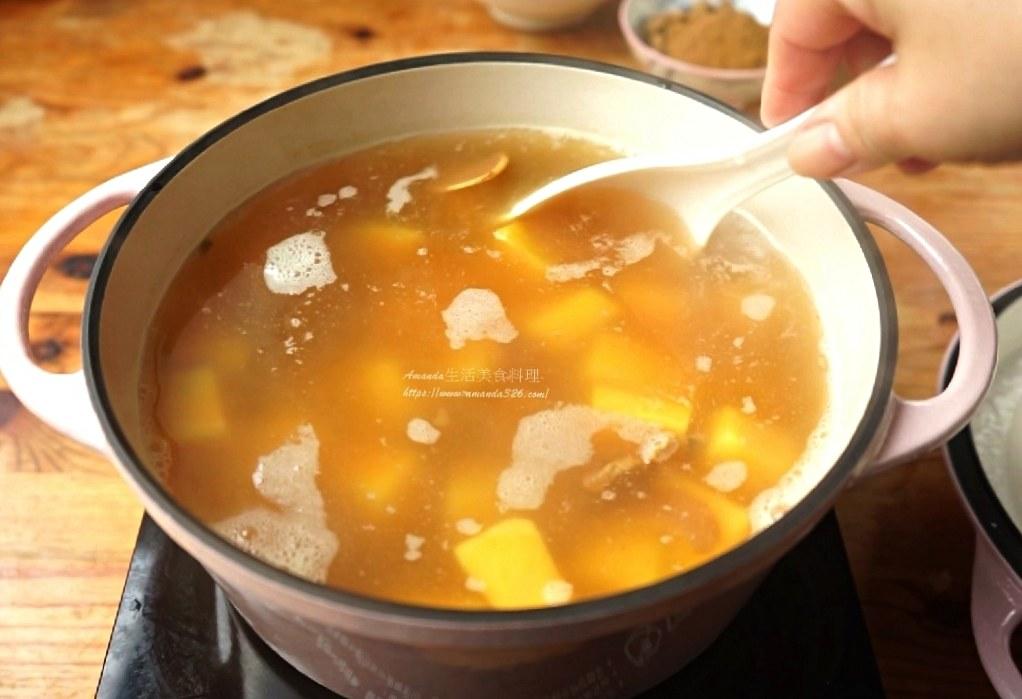 地瓜薑湯,地瓜黑糖薑,薑湯,薑湯料理,黑糖地瓜薑湯,黑糖薑湯