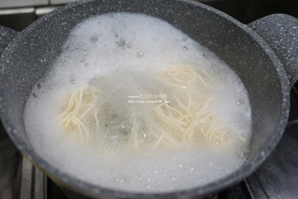 乾拌麵,傳統乾麵,台式乾拌麵,肉燥乾拌麵,肉燥乾麵,肉燥乾麵做法,肉燥乾麵食譜,肉燥拌麵,陽春乾麵