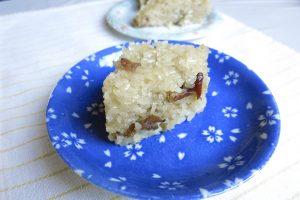 今日熱門文章:桂圓糯米糕-桂圓甜米飯-禦寒養生甜品