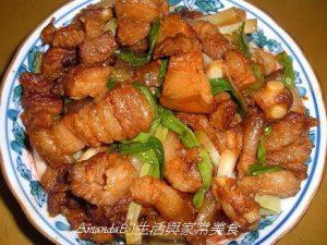 今日熱門文章:醬燒QQ五花肉
