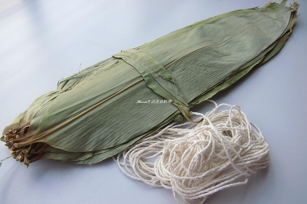 南部粽-水煮粽-粽子備料詳細步驟包法-影音教學