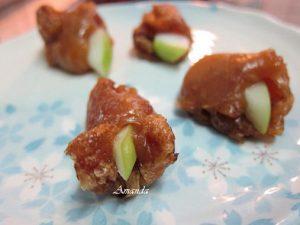 今日熱門文章:年糕水果捲-甜年糕創意料理