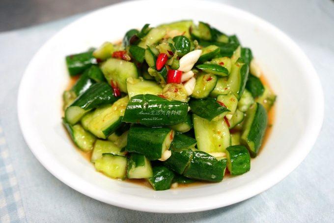 今日熱門文章:涼拌小黃瓜、豆瓣香辣更夠味