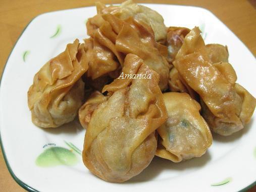 扁食,餛飩 @Amanda生活美食料理
