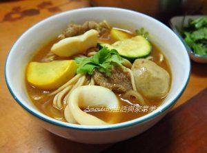 今日熱門文章:海鮮咖哩湯麵