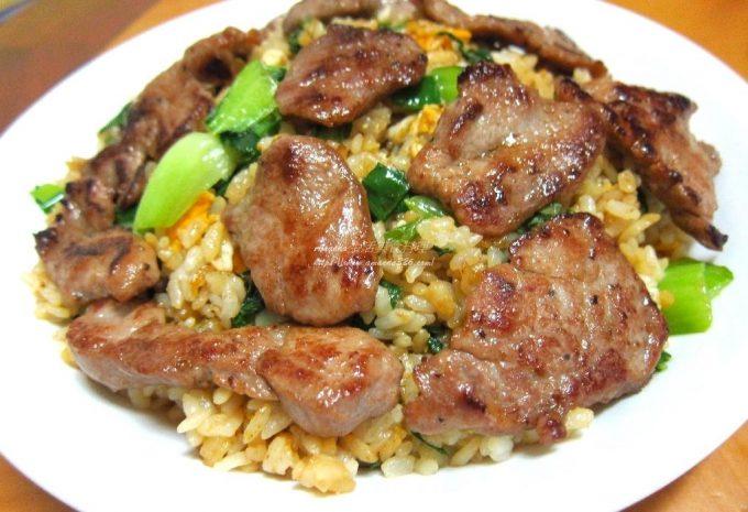 延伸閱讀:燒肉蛋炒飯-醃漬肉做燒肉