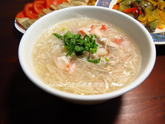 年菜-芙蓉海鮮羹