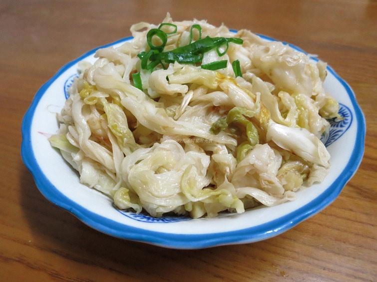 清香爽脆 酸高麗菜 (高麗菜酸)
