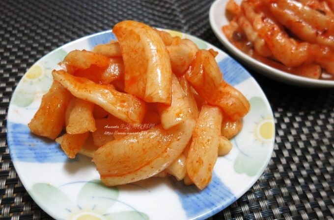 延伸閱讀:香油辣蘿蔔-不同風味的辣蘿蔔