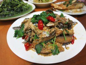 今日熱門文章:三杯飛魚-美味下飯更是下酒菜