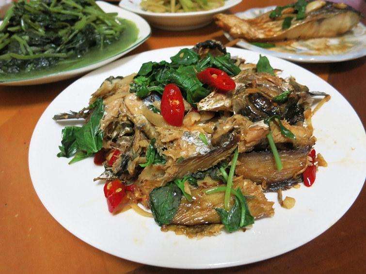 三杯飛魚-美味下飯更是下酒菜