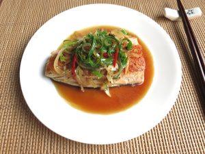 今日熱門文章:黑胡椒鮭魚