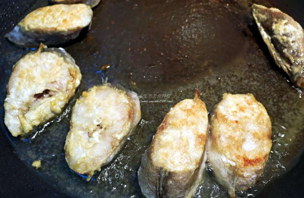 油煎白魚,白魚,白魚料理,糖醋魚,阿拉斯加白魚,阿拉斯加野生白魚