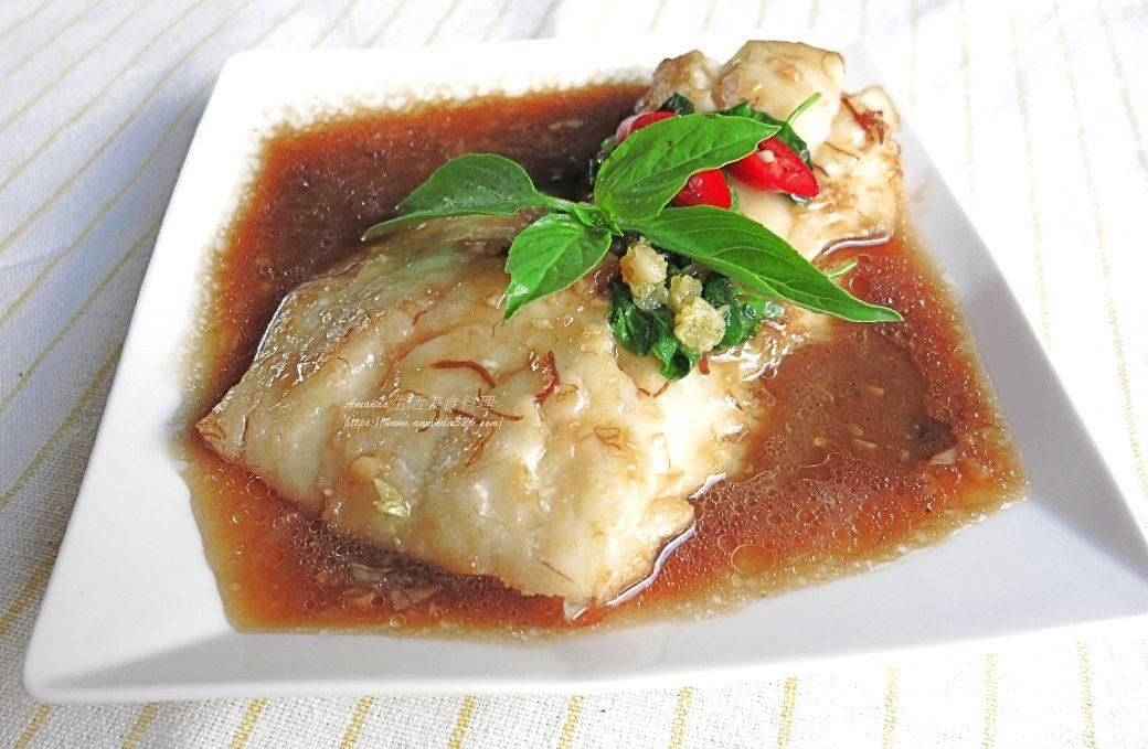 冷凍鱈魚料理,阿拉斯加鱈魚排料理,阿拉斯加鱈魚料理,鱈魚 料理,鱈魚料理 @Amanda生活美食料理