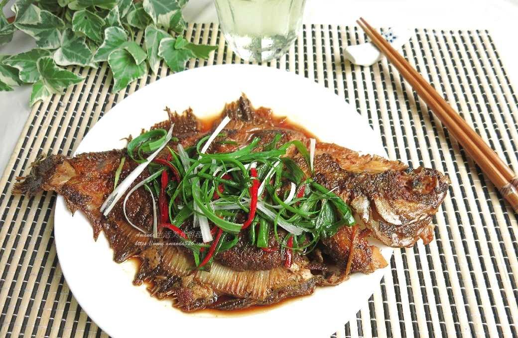 延伸閱讀:蔥燒黃金鰈魚
