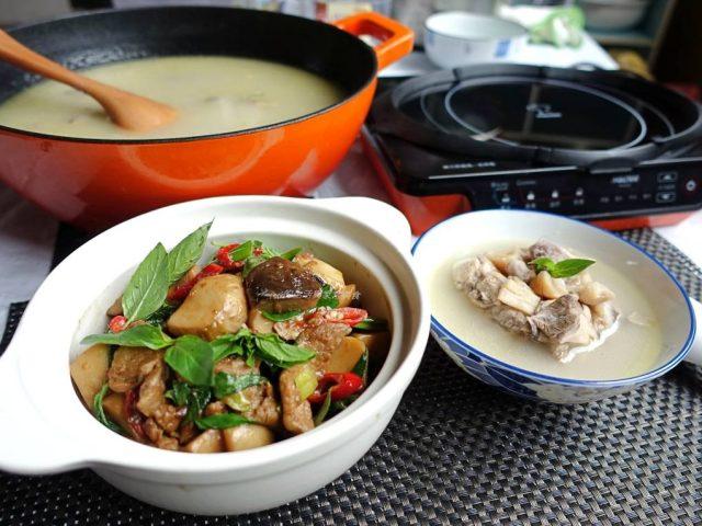 今日熱門文章:摩堤IH感應爐-琺瑯鑄鐵鍋-廚娘的幸福鍋具組