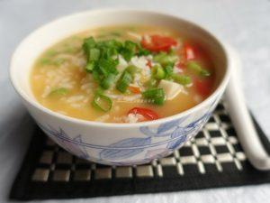 今日熱門文章:剩飯煮粥也有黏稠口感-健康蔬菜粥