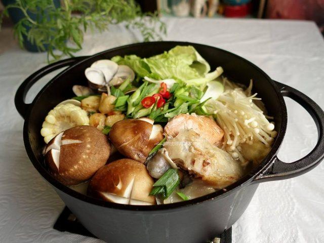 延伸閱讀:蒜香鮭魚鍋-美味海鮮火鍋