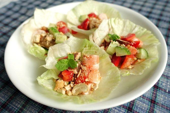 延伸閱讀:生菜鮮蝦、粽子創意料理