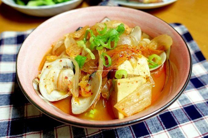 延伸閱讀:泡菜海鮮豆腐