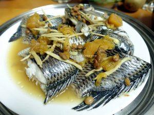 今日熱門文章:醬鳳梨蒸吳郭魚