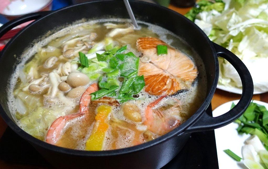 今日熱門文章:鮭魚海鮮鍋-簡單煮也有鮮甜好滋味