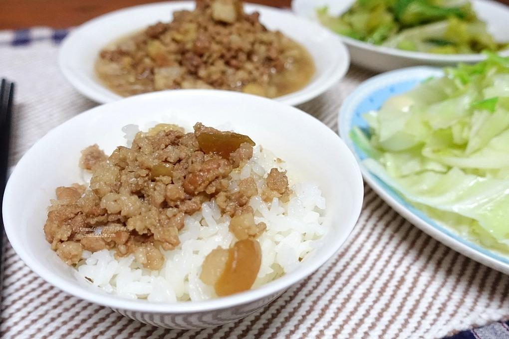 香蒜瓜仔肉燥-古早味最下飯肉燥