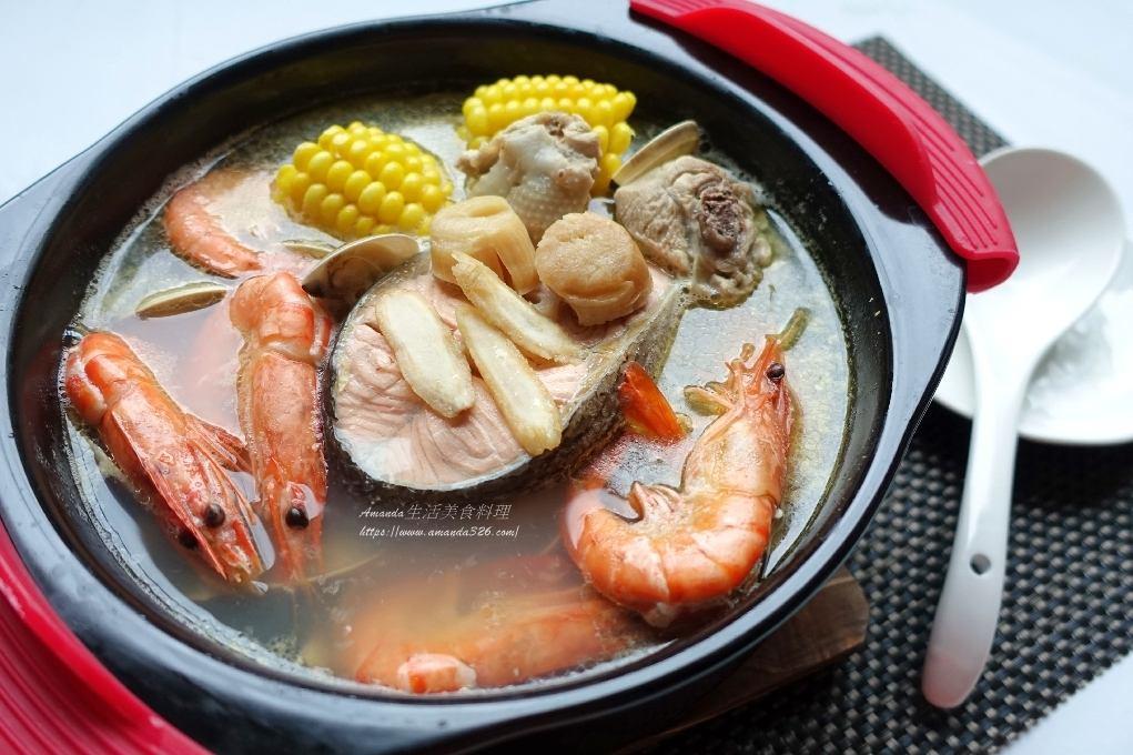 延伸閱讀:花旗蔘海陸煲湯-美味養生湯品
