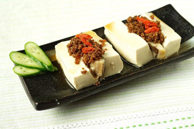 今日熱門文章:藜麥料理-quinoa-藜麥鯖魚蒸豆腐 -預防腦力退化