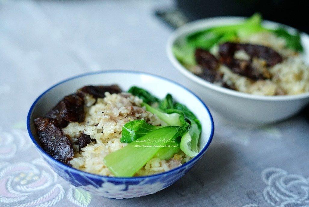 延伸閱讀:臘腸飯-電子鍋也能輕鬆煮煲仔飯