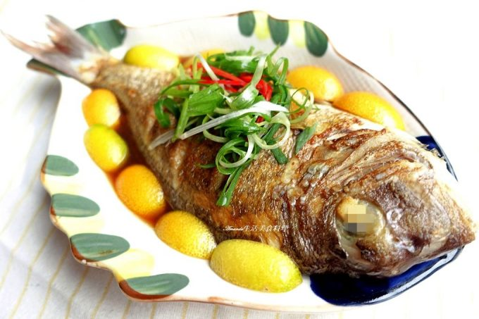 延伸閱讀:金棗燴迦納魚-酸香醬汁清爽去腥解油膩