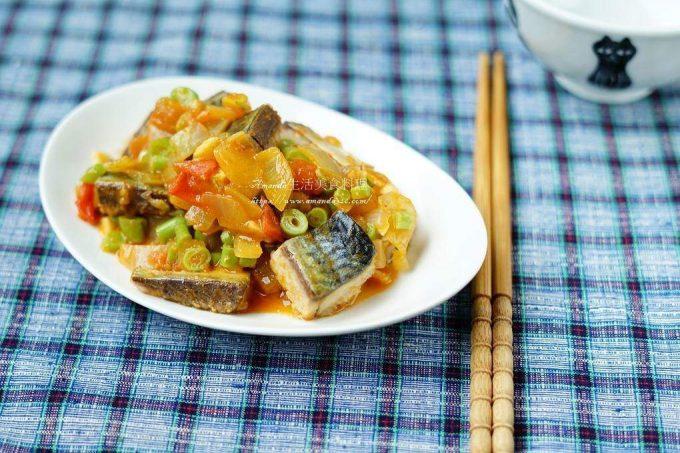 延伸閱讀:十分鐘上菜-茄汁鯖魚 -薄鹽鯖魚這樣煮也美味