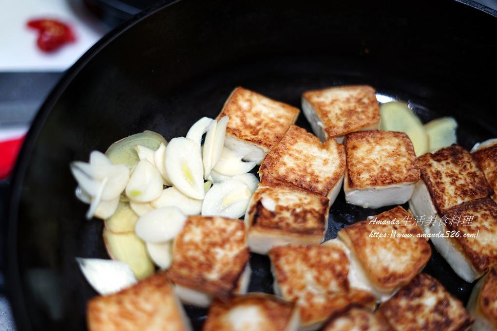 料理影片,料理影音,煎豆腐技巧,燒豆腐,紅燒豆腐,紅燒豆腐料理,素食,豆腐
