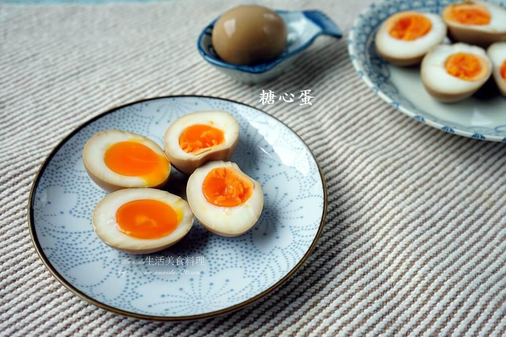 溏心蛋-溫泉蛋-半熟蛋-水煮蛋-蒸鮮鍋、電鍋蒸蛋