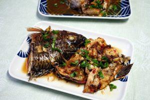 今日熱門文章:蒸烤香辣台灣鯛