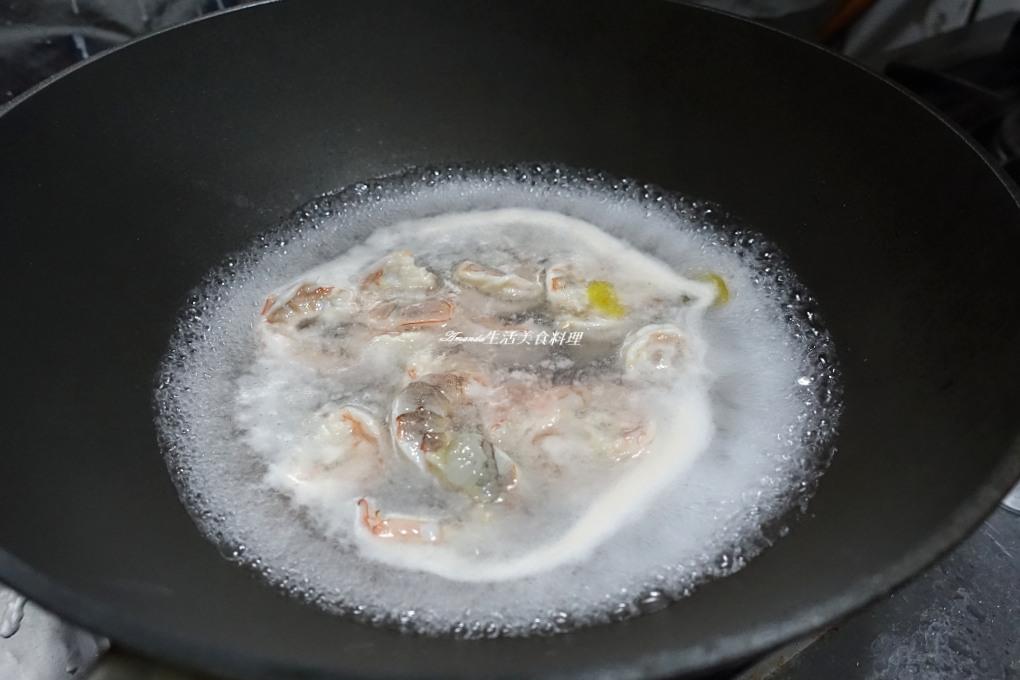 十分鐘上菜,水波蛋,沙拉,海鮮,海鮮沙拉,涼拌,生菜,花青素,蔬菜,藍莓,藍莓沙拉,蛋白質