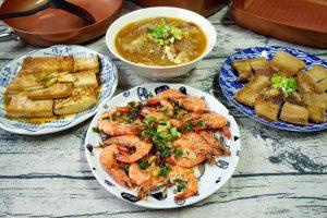 今日熱門文章:椒鹽炒蝦-不油炸-五分鐘上菜
