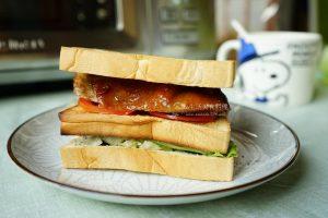 今日熱門文章:雞腿三明治-烤雞腿