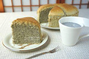 今日熱門文章:芝麻戚風蛋糕-高鈣、天然、低糖、低油