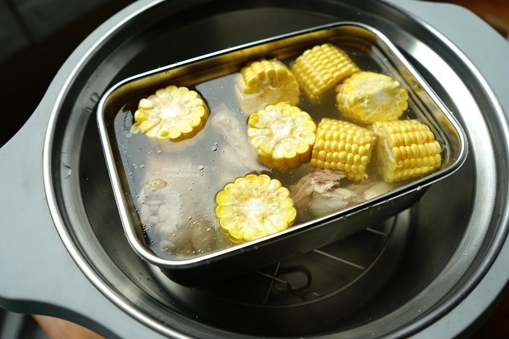 不鏽鋼保鮮盒,排骨湯,排骨玉米湯,玉米湯