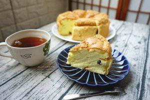 今日熱門文章:蔓越莓杏仁戚風蛋糕-低油、低糖、免泡打粉