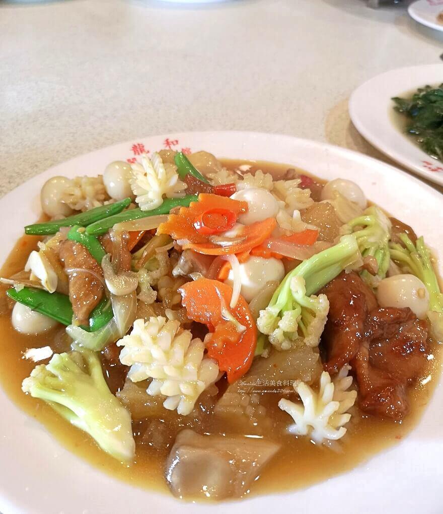 北竿美食,北竿龍和餐廳,炒魚麵,馬祖美食,龍和閩東風味館,龍和餐廳