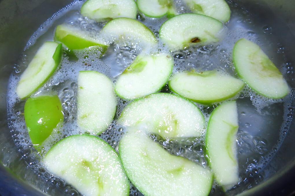 天然果膠,天然果醬,果膠,果醬,蘋果果膠做法,蘋果膠,青蘋果,青蘋果料理,青蘋果果膠,青蘋果果醬,青蘋果醬,青蘋果食譜