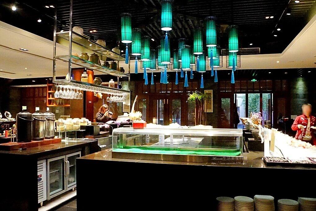 中國旅行,溪山溫泉酒店,溪山酒店美食,福州,福州 溫泉,福州渡假村,馬祖小三通