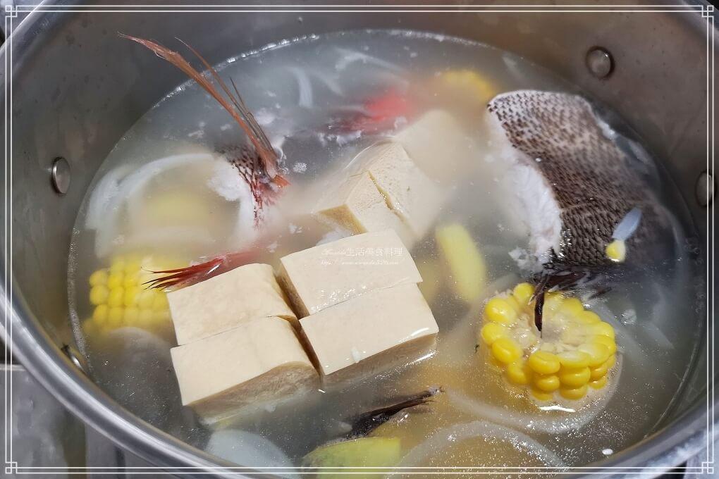低醣,味噌湯,味噌石斑魚湯,味噌豆腐魚湯,味噌魚湯,味噌魚湯食譜,味噌鮮魚湯,味增魚湯,蔬菜魚湯,魚湯,鮮魚湯