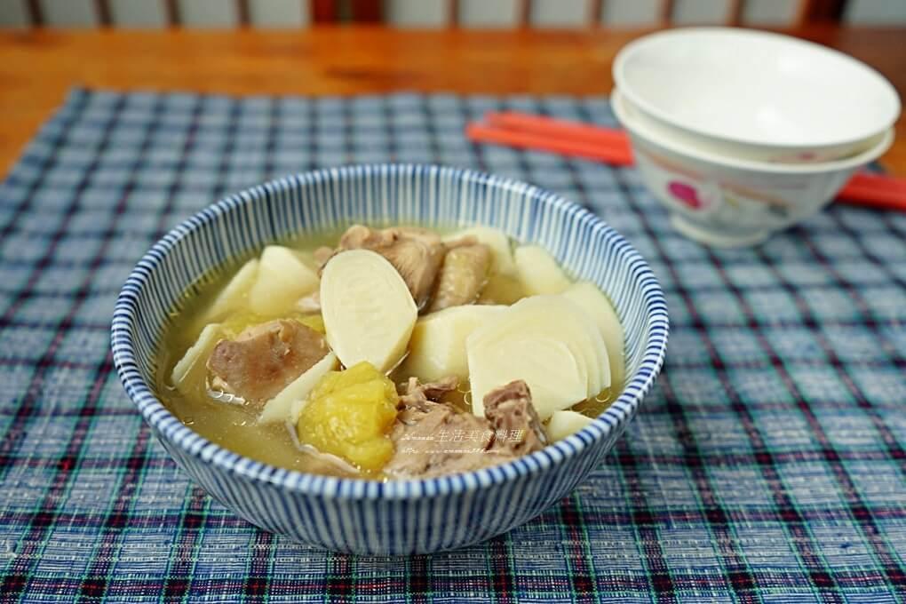 最新推播訊息:鳳梨竹筍雞湯-果香、甘甜、美味