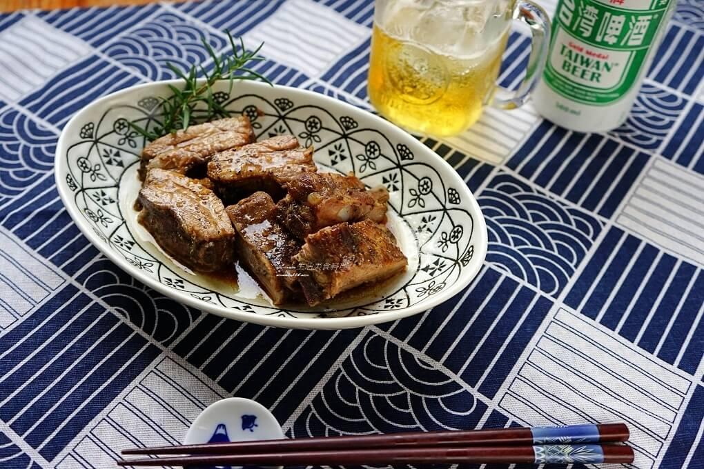 氣炸豬肋排,烤肋排,肋排,豬肋排,烤肋排,豬肋排 氣炸鍋,豬肋排料理