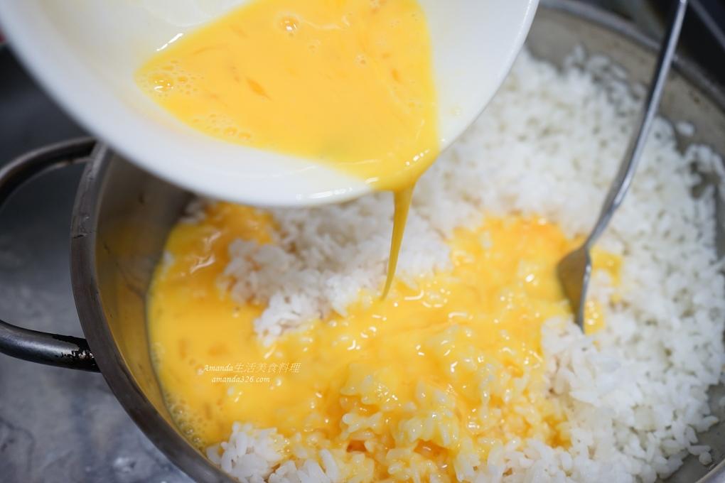 德式香腸炒飯,鍋氣,鐵鍋炒飯,鑄鐵鍋 炒飯,鑄鐵鍋炒飯,鑊氣,香腸炒飯,黃金炒飯