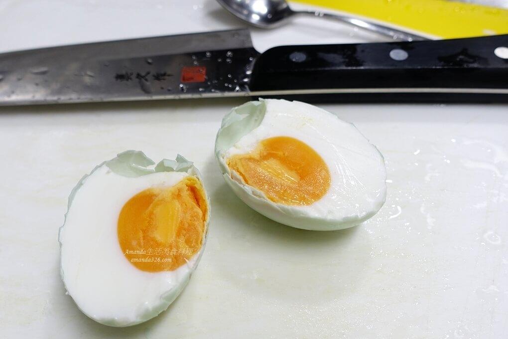 九層塔,炒蛋,煎蛋,鴨蛋料理,鹹蛋炒蛋,鹹鴨蛋