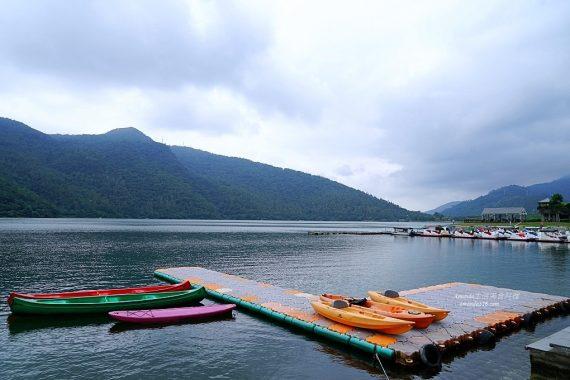 今日熱門文章:花蓮-鯉魚潭遊客中心、泛舟、遊潭、騎單車
